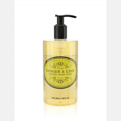 Naturally European Hand Wash Ginger & Lime
