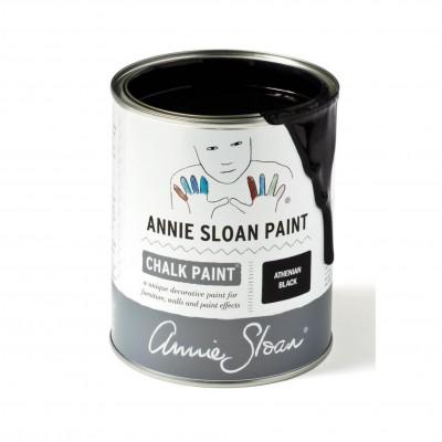 Annie Sloan Chalk Paint 1L Athenian Black