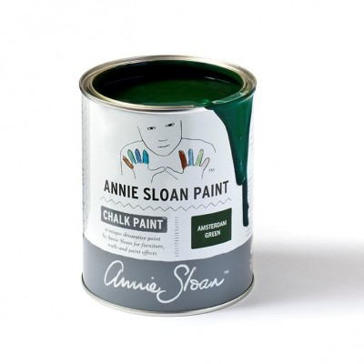Annie Sloan Chalk Paint 1L Amsterdam Green