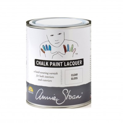 Annie Sloan Chalk Paint Lacquer Gloss