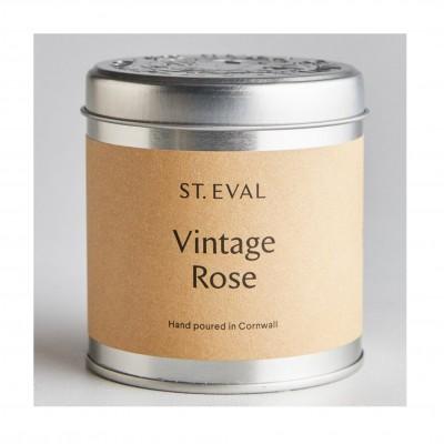 St Eval Candle Vintage Rose