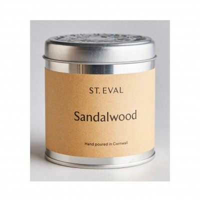 St Eval Candle Sandalwood